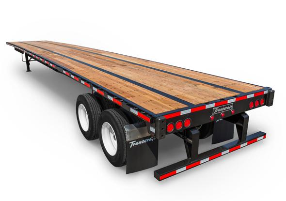 Transcraft® Benson® platform trailers dealer in providence RI